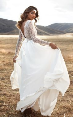 2017 Lurelly wedding dress
