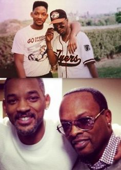 Will Smith and Jazzy Jeff Then and Now!