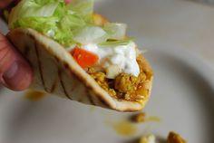 Murgh Keema Tacos - The Food in My Beard