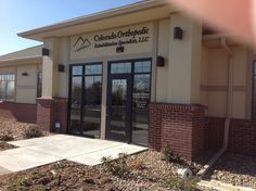 #dimensionallettering #3dlettering #acryliclettering #foamlettering #interiorsignage #interiorlettering #installationservices #SignaramaColorado #Signs #colorado Outdoor dimensional lettering for Colorado Orthopedic Rehabilitation Specialists, LLC