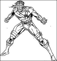 11 Printable X Men Coloring Pages Ideas Coloring Pages X Men Superhero Coloring