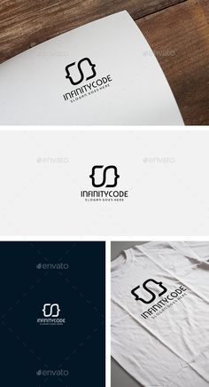 Infinity Code Logo Template Vector EPS, AI. Download here: http://graphicriver.net/item/infinity-code-logo/12332559?ref=ksioks