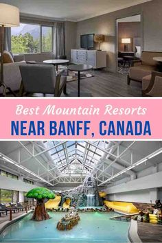 Canada's Banff National Park can be busy, but there's always room in Kananaskis Country! Smack dab between Calgary and Banff, this mountain oasis boasts the same killer mountain views, but less crowds. #kananaskis #kananaskiscountry #kananaskiscanada #Canada #CanadaTravel #Alberta #AlbertaCanada #AlbertaTravel #RockiesCanada #MountainResort Best Resorts, Best Hotels, Airbnb House, Alberta Travel, Montreal Travel, Canada Destinations, Visit Canada, Mountain Resort, Banff National Park