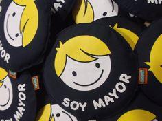 Colección Soy Mayor, Decora Educando. www.decoraeducando.com. Rosa Reina.