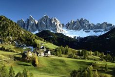Albania (1) - Widok na góry