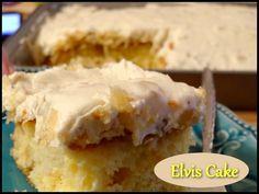 Elvis Cake http://www.momspantrykitchen.com/elvis-cake.html