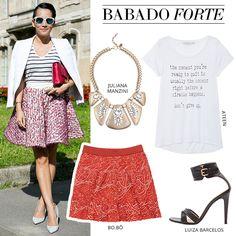 Compre moda com conteúdo, www.oqvestir.com.br #Fashion #Summer #Sale #Shop