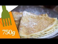 Pâte à crêpes pour les nuls - 750 Grammes - YouTube