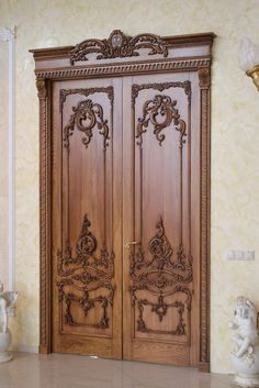 Lesser Seen Options for Custom Wood Interior Doors Door Gate Design, Wooden Door Design, Main Door Design, Custom Wood Doors, Wood Front Doors, Wooden Doors, Sliding Doors, Entry Doors, Hanging Barn Doors