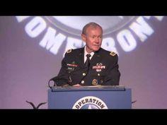 general dempsey memorial day speech