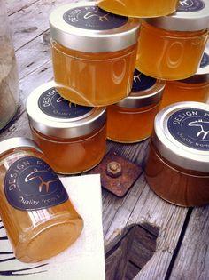 Ihanat hunajapurkit lahjaksi! Tutustu lisää Design Pylsyyn: https://www.facebook.com/designpylsy