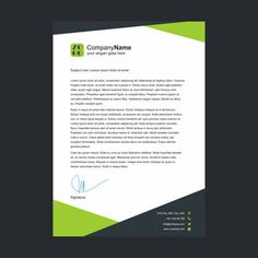 Business letterhead Company Letterhead Template, Letterhead Design, Stationery Templates, Magazine Page Layouts, Letterhead Business, Page Layout Design, Business Icon, Business Style, Twitter Tips