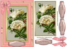 Lovely White Camelias  on Craftsuprint - Add To Basket!