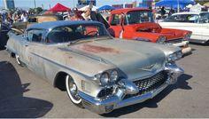 58 Cadillac  Eldorado Seville kustom