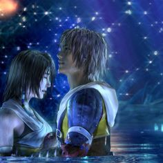 Best final fantasy couples pics 552