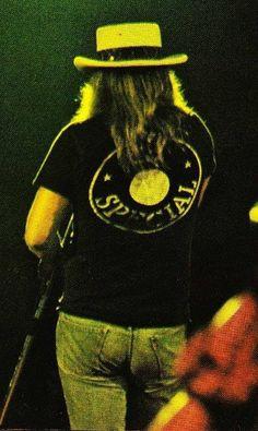 Ronnie Van Zant   Lynyrd Skynyrd