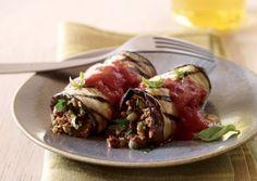 Vegetarian and Vegan Grilled Eggplant Involtini | Vegetarian Times