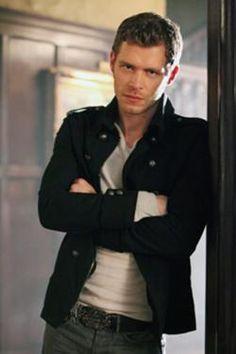 Klaus from the Vampire Diaries