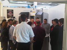 Work Shop Tungaloy 2012 in Link sala macchine