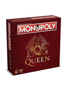Winning Moves Queen Monopoly Board Game * See this fantastic product. (This is an affiliate link). Monopoly Money, Monopoly Board, Monopoly Game, Freddie Mercury, Family Board Games, Family Boards, Board Game Table, Table Games, Queen Rock Band