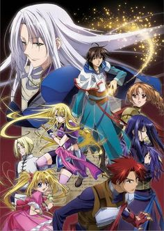 The Legend of the Legendary Heroes Romance Fantasy Adventure Anime Manga | 伝説の勇者の伝説 Nantonaku Densetsu no Yusha no Densetsu - Favorite Anime Manga