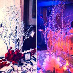 Essential winter wedding decor. Diy.