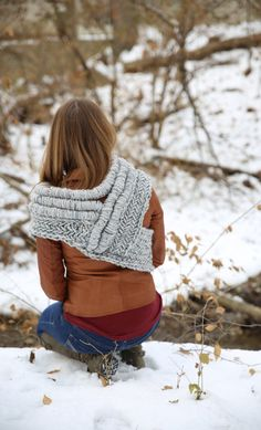 Katniss inspired post apocalyptic huntress cowl vest shawl armor Choose your COLOR MADE To ORDER Scarf Vest, Cowl Scarf, Beautiful Patterns, Arm Warmers, Post Apocalyptic, My Design, Etsy, My Style, Hunger Games