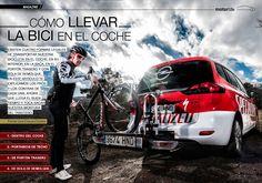 ¿Cómo llevar la bici en el coche? http://www.motorlife.es/revista/39