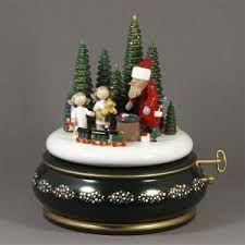 Afbeeldingsresultaat voor drechsel weihnachts musikdose
