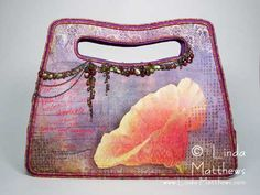 Linda Matthews  art bag