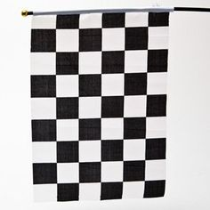 "12"" x 18"" Cloth Racing Flag by Century Novelty, http://www.amazon.com/dp/B002M35NXC/ref=cm_sw_r_pi_dp_hLifqb0H5X8YS"