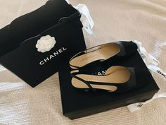 Content filed under the Purchases category. Slingback Flats, Slingbacks, Chanel Flats, Something New, Black Flats, Tote Bag, Bags, Shoes, Google