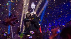 Eurovision Crowns Portugal's Salvador Sobral This Year's Winner : The Record : NPR photography After A Fraught Year, Eurovision Crowns Portugal's Salvador Sobral Hetalia, Bingo, Eurovision France, Journalism, Salvador, Portugal, Crowns, Concert, Garden Parties