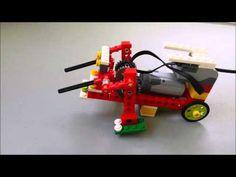 Robot Caminante con Lego WeDo - YouTube