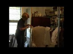 Video Series: DIY Slipcovers  How to pin slipcover arms