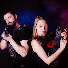 Lasertag für 5 Personen - Fürth