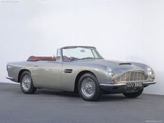 Just one of those things that I would truly love to have...1966 Aston Martin DB6 Volante SWB...
