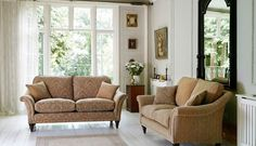 Parker Knoll Hanbury Two Seater Sofa