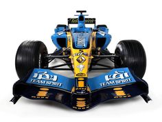 Renault_R25_2005  EngineRenault RS25  TransmissionRenault 6-Speed semi-automatic  FuelElf  TyresMichelin  Drivers' Championships1 (2005, Fernando Alonso)