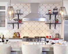 Beautiful Walker Zanger Tile Backsplash Design, Pictures, Remodel, Decor And Ideas    Page 9 Nice Design