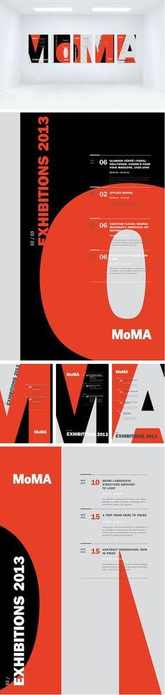 MoMA Exhibit Poster Series: