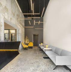 Reception Desk Design, Office Designs, Chair, Clinic, Table, Spa, Design Ideas, Furniture, Home Decor