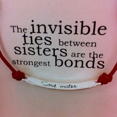 Sisterhood quote