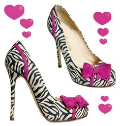 These would be the perfect wedding shoes for me!!!
