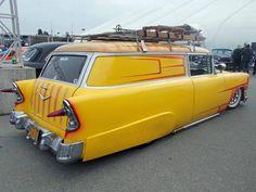 1956 Chevrolet Station Wagon   Flickr - Photo Sharing!