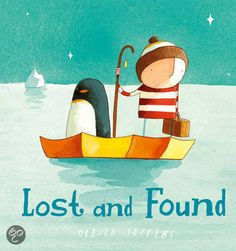 bol.com | Lost and Found, Oliver Jeffers | 9780007549238 | Boeken