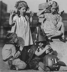 The History of Halloween: Old Halloween Traditions  