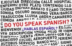 Helpful Spanish words/phrases