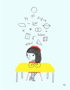 Michéle Brummer Everett Illustration