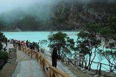 Kawah Putih, Ciwidey, Java Island.